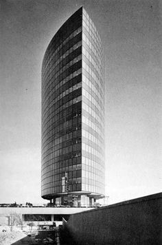 wmud:  harrison and abramovitz - phoenix mutual life insurance building, hartford, connecticut, 1960