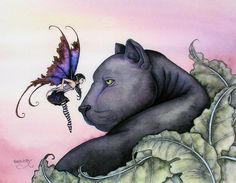Fairy Art by Amy Brown Bravery