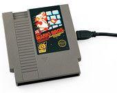 NES Hard Drive -  Super Mario Bros - 1TB USB 3.0
