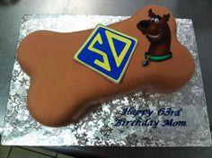scooby doo cake Scooby doo cake Cake and Birthdays