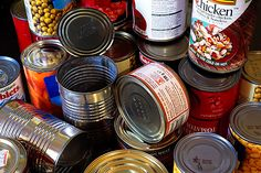 BPA is present in our canned foods. Great, another thing to worry about.