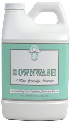 #TajmaHome                #Home #Bath               #childr #stains #oils #items #blanc #formula #common #features #neutral #natural                        Downwash                  Le Blanc's Downwash features a neutral pH formula that will gently, yet thoroughly bathe the down in your down-filled items while protecting its natural oils from drying out. This Downwash is known for and proven to remove common stains produced by childr     http://pin.seapai.com/TajmaHome/Home/Bath/1672/buy