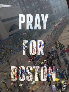 Pray for everyone who was involved or had family members who have died or been injured