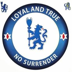 Loyal and True, No Surrender... #CFC #CHELSEA #KTBFFH