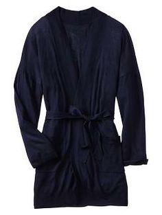 Pure Body robe   Gap