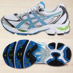 My favorite running shoe. Asics Gel Cumulus
