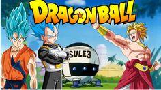 SSGSS Goku And SSGSS Vegeta Vs Broly (Sprite Animation)
