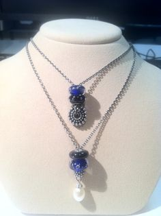 our double layered fantasy necklace.. cool right?