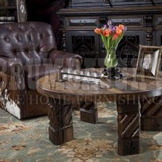 This beautifully handcrafted detailing makes this chesterfield sofa in a class of its own. Great comfort in these soft supple seat cushions will offer time to Home Living Room, Old Barns, Home Furnishings, Home, Sectional Sofa With Recliner, Round Coffee Table, Furnishings, Home And Living, Chaise