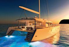 Enjoying Beautiful Coasts of Croatia with Sailing Catamaran Charter