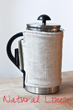 French Press Coffee Coat