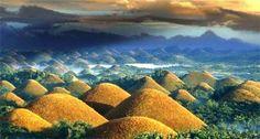 [#FILIPPINE] Non solo mare...ma anche montagne di cioccolato