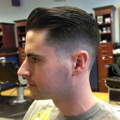 modern mens pompadour hairstyle_result | pompadour hairstyle for ...