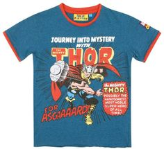 House of Fraser Fabric Flavours Kid`s Thor T-Shirt on shopstyle.co.uk