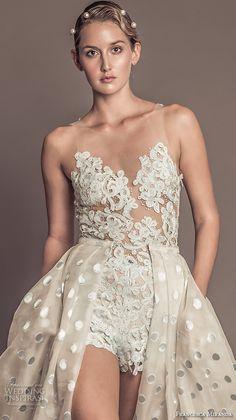 Francesca Miranda Fall 2016 Wedding Dresses — + New Year's Eve Wedding Style Tips from the Designer | Wedding Inspirasi