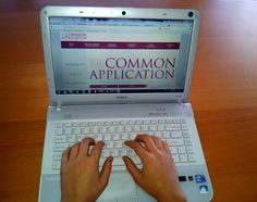 How does the Common App online application work?