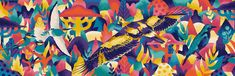 Meet Kruella, the Lisbon-Based Artist Making Geometric Waves in Portugal's Illustration Scene