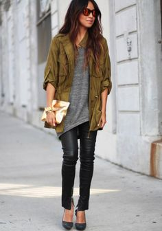 Trend alert: lavish leather - Mode - Trend - Style Today