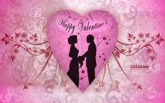 Happy Valentines Day Girlfriend (GF)
