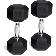 Looking for CAP Barbell Rubber-Coated Hex Dumbbells, Set 25 Lb Pair Lbs Total) ? Check out our picks for the CAP Barbell Rubber-Coated Hex Dumbbells, Set 25 Lb Pair Lbs Total) from the popular stores - all in one. Hex Dumbbell Set, Rubber Dumbbells, Strength Training Equipment, No Equipment Workout, Gym Training, Weight Training, Gadgets, Gym, Exercises