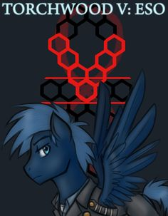 Torchwood V:ESO - Torchwood continues in Equestria! (And yes, he's as flirtatious as ever) ~Sidewinder