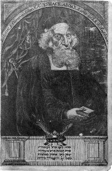 Rabbi Isaak Aboab Foonseca) (1605–1693)