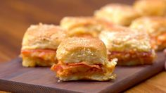 Get The Recipe: Pizza Sliders