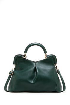 Segolene En Cuir | Segolene En Cuir Florrie Framed Handbag | HauteLook