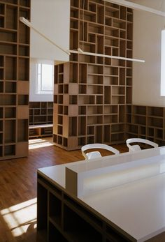 Elsa Morante Public Library / DAP Studio