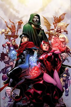 Marvel: Young Avengers