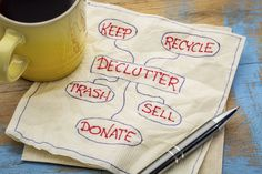 The Ultimate Declutter Checklist that ANYONE Can Tackle!