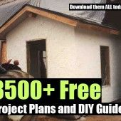 3500+ Free Project Plans and DIY Guides   #Amazmerizing