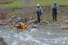Montana River Guides offers courses for Swiftwater Rescue Technician, White Water First Responder, and refresher courses. Great local resource for Missoula - they go on the Clark Fork, Bitterroot, and Blackfoot Rivers.