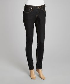 Dark Wash Skinny Jeans | something special every day