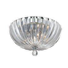View the Eurofase Lighting 23222 Aurora 2 Light Flush Mount Ceiling Fixture with Casted Crystal Glass at LightingDirect.com.