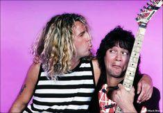 Sammy_Hagar_Tweets-Eddie-Van-Halen Van Halen 2, Eddy Van Halen, Wolfgang Van Halen, Van Hagar, When It's Love, Red Rocker, Sammy Hagar, Music Pics, 80s Music