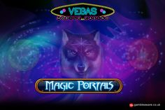 The land of witches, wizards and dragons just got magical. Play Magic Portals #online #casino #slots at Vegas Mobile Casino  https://www.vegasmobilecasino.co.uk/games/magic-portals/