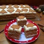 Mézeskalács szelet | mókuslekvár.hu Cake, Desserts, Food, Tailgate Desserts, Deserts, Kuchen, Essen, Postres, Meals