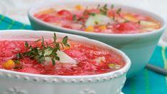 Gazpacho met watermeloen | VTM Koken
