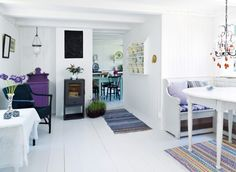 Lakefront Cottage in Sweden   Inspiring Interiors