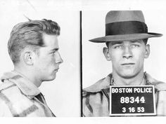 """PHOTOS: The Life and Times of Whitey Bulger 