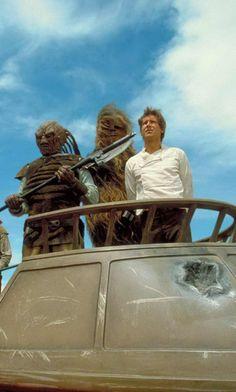 Star Wars VI - Return of the Jedi / Han Solo