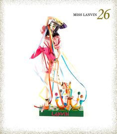 If a Barbie was your favorite childhood memory, these miss lanvin dolls will knock your socks off! A great way to upgrade those childhood memories. Barbie, Lanvin, Fashion Dolls, Childhood Memories, Love Fashion, Nice Dresses, Fall Winter, Princess Zelda, Fancy