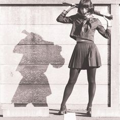 ryojisenou: 「その女、凶暴につき」 Photo:瀬能リョージ