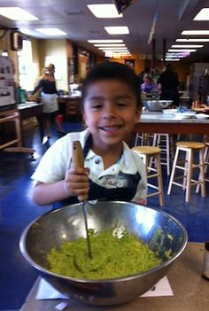 Making Dinner a Family Affair | The Edible Schoolyard Project