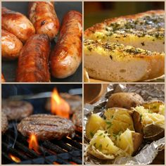 Book a BBQ with us!