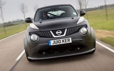 Nissan Juke R - maybe we should get ours resprayed in matte! Nissan Juke, Vehicles, Cars, Autos, Car, Car, Automobile, Vehicle, Trucks