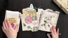 Junk Journal embellishment kit DIY - DT for A Whimsical Adventure