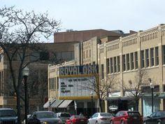 Photo Tour of Royal Oak Michigan: Royal Oak Music Theatre