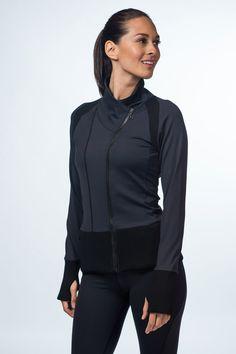 Olivia Asymmetrical Jacket